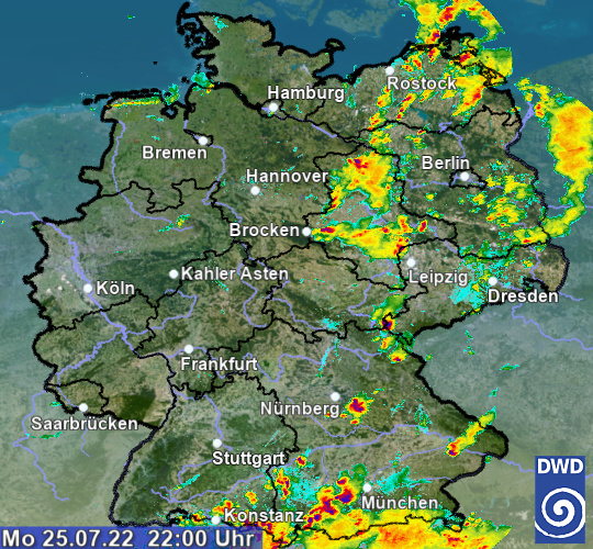 Radar Germania
